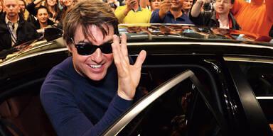Heute legt Tom Cruise die Wiener City lahm