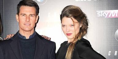 Tom Cruise wieder frisch verliebt