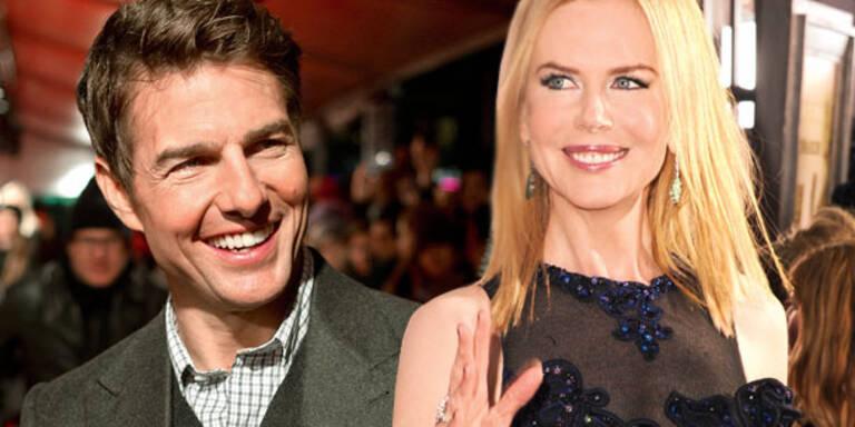 Tom & Nicole: Jedem seine eigene Wien-Show