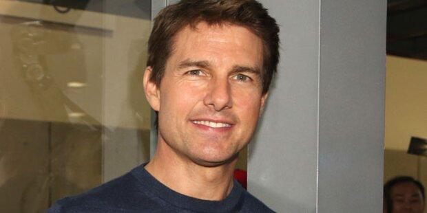 Tom Cruise dreht am liebsten im Tanga
