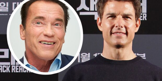 Tom Cruise als nächster US-Präsident?