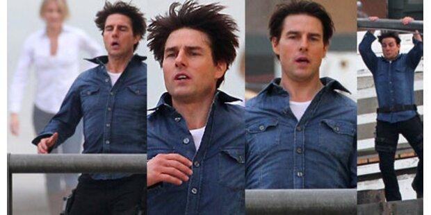 Tom Cruise - Gefährliche Stunts am Set