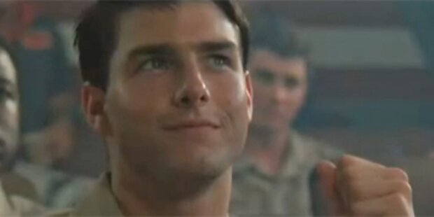 Tom Cruise spielt wieder Maverick