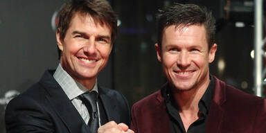 Tom Cruise: Dinner mit All-Felix