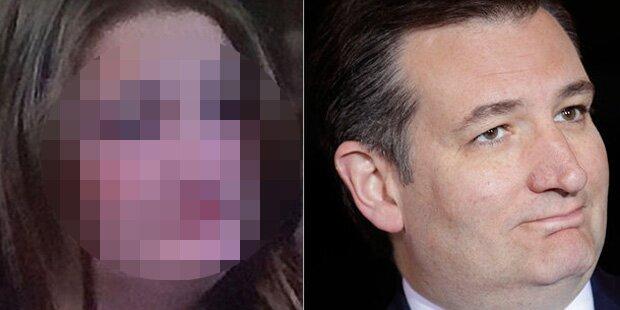 Weibliches Ted Cruz-Double dreht jetzt Pornos
