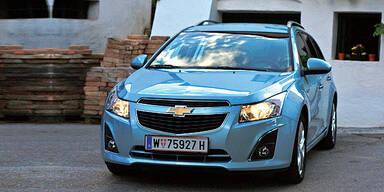 Chevrolet Cruze Kombi mit Diesel im Test