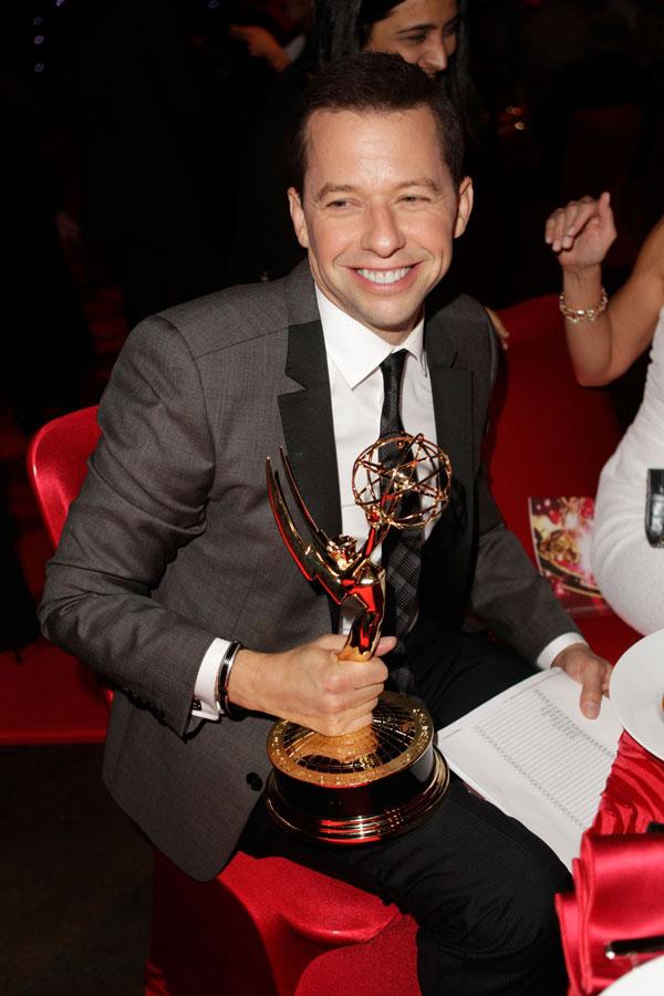 Emmy Awards 2012: Jon Cryer