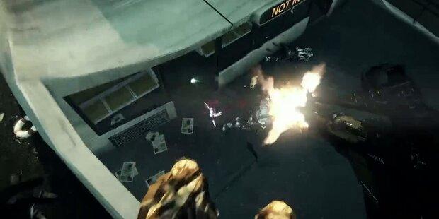 Crysis 2 Multiplayer Trailer