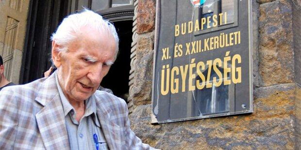 Todesurteil gegen Nazi Csatary entdeckt