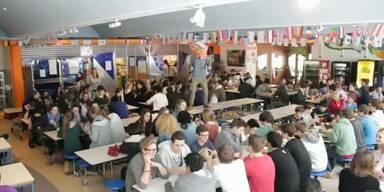 Harlem Shake in der Schule