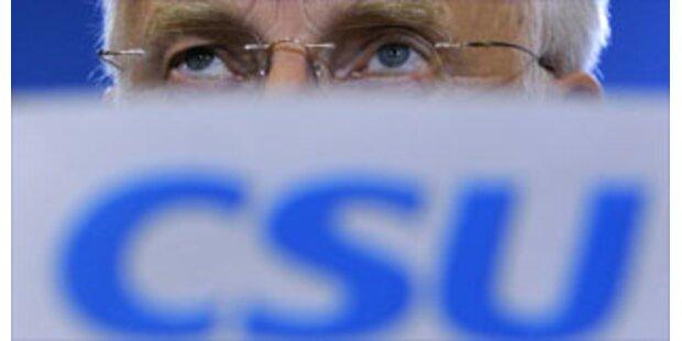 Machtkampf in der CSU wird auf Parteitag gelöst