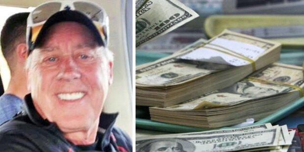 Lotto-Millionär spendet gesamten Gewinn