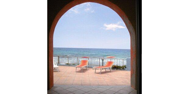 Traumhafte Ferienhäuser in Italien