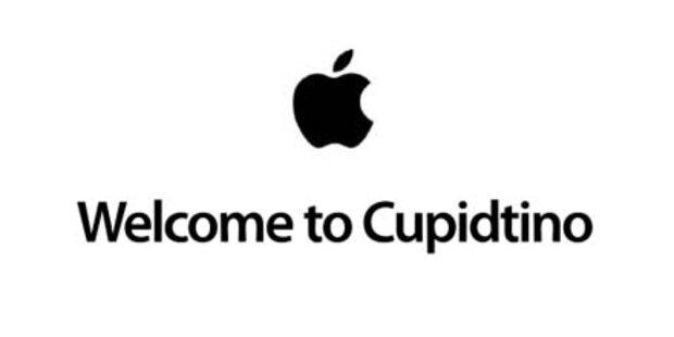 Eigene Dating-Seite für Apple-Fans