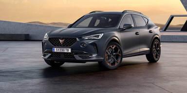 Offiziell: Cupra Formentor bekommt Audis 5-Zylinder