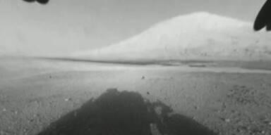 Mars: Curiosity liefert Sensationsbilder
