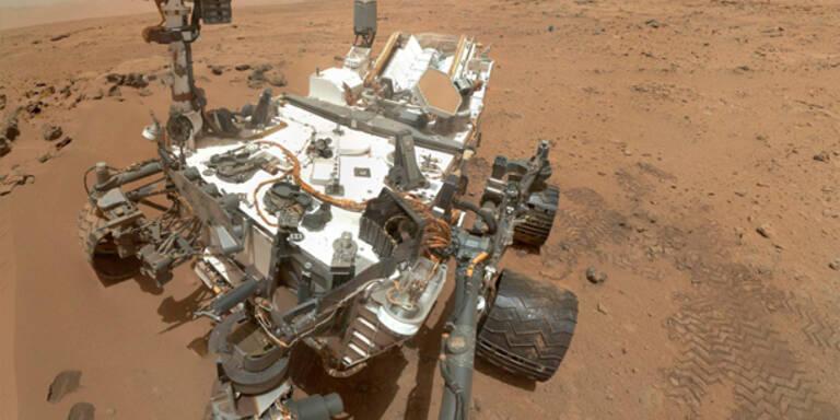 Auf dem Mars war Leben möglich