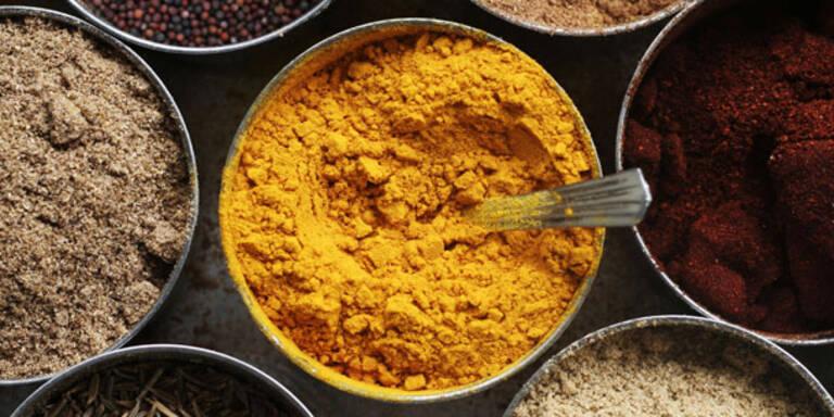 Curry soll Krebs bekämpfen