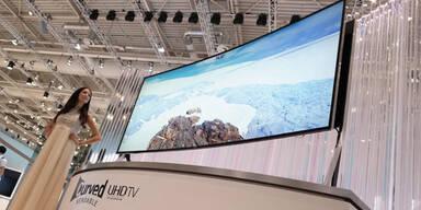 UHD-Fernseher werden leistbar