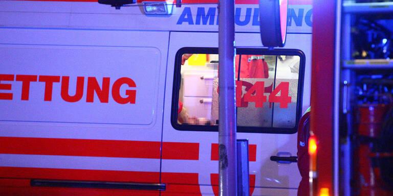 Pkw-Zusammenstoß: Lenker verletzt
