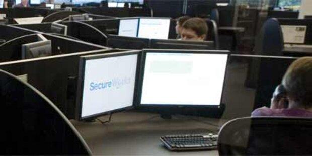 Super-Virus infizierte 13 Millionen PCs