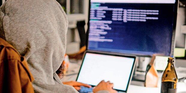 Internet-Verbrechen explodieren