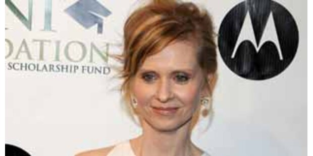 SATC-Star Cynthia Nixon hatte Brustkrebs