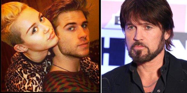 Miley Cyrus: Vater zweifelt an Hochzeit