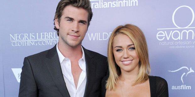 Hemsworth & Cyrus: Steuern sie auf Krise zu?