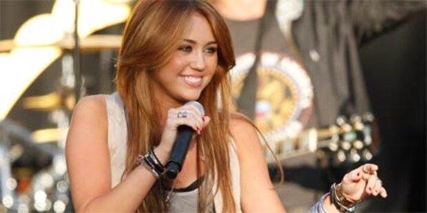 Superstar Miley Cyrus setzt auf Sex
