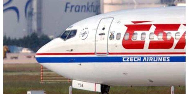 Czech-Airllines-Piloten drohen Streik an