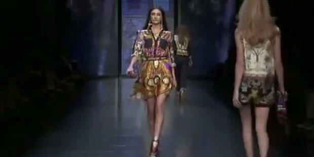 Dolce & Gabbana FS 2012 Kollektion
