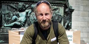 Düringer: Kunstprojekt beendet, Demokratieprojekt gestartet