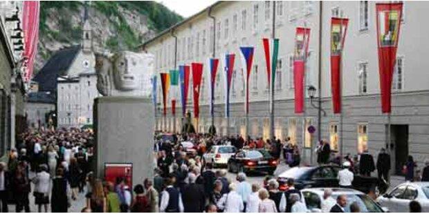 Salzburg im Festspiel-Fieber