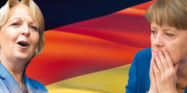 Rot-Grün triumphiert – die CDU stürzt auf 26 %