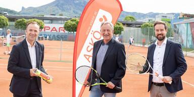 Salzburg Rollstuhltaugliche Tennisanlage