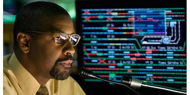 Denzel Washington in U-Bahn-Thriller