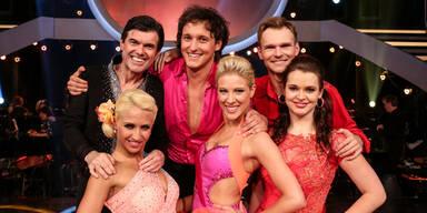 """Dancing Stars"": Finalisten im Check"