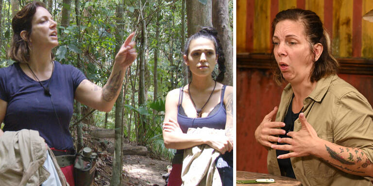 Dschungelcamp: Zickenkrieg um Danni