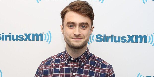 Radcliffe: Kein Harry Potter mehr!