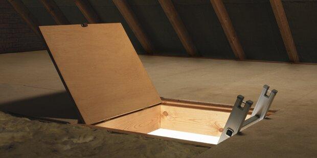 Mann findet Box am Dachboden – nun könnte sich sein ganzes Leben verändern