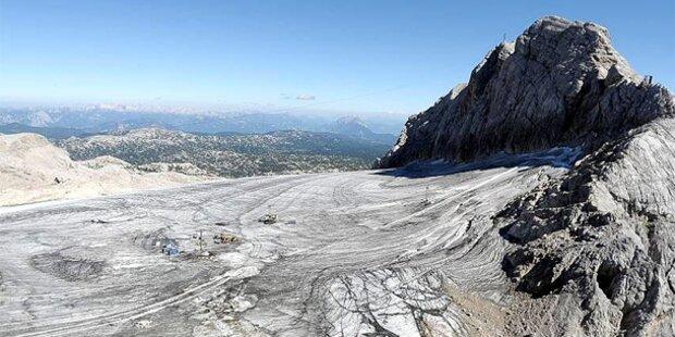 Neuer Gästerekord am Dachstein-Gletscher