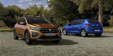 Das ist der völlig neue Dacia Sandero
