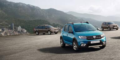 Dacia setzt seinen Erfolgslauf fort