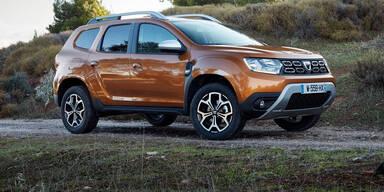 Der neue Dacia Duster (2018) im Test