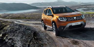 Dacia Duster bekommt neue Motoren