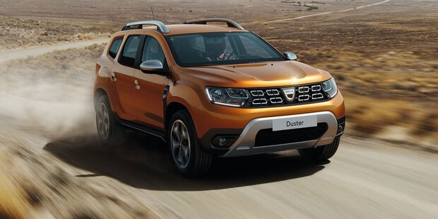 Dacia greift mit völlig neuem Duster an