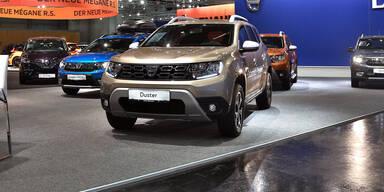 Dacia Duster mit neuen Top-Benzinern
