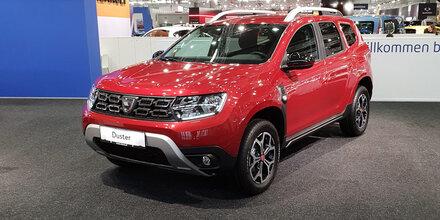 Dacia führt neue Top-Ausstattung ein
