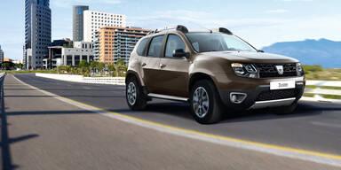 Dacia Duster endlich mit Automatik